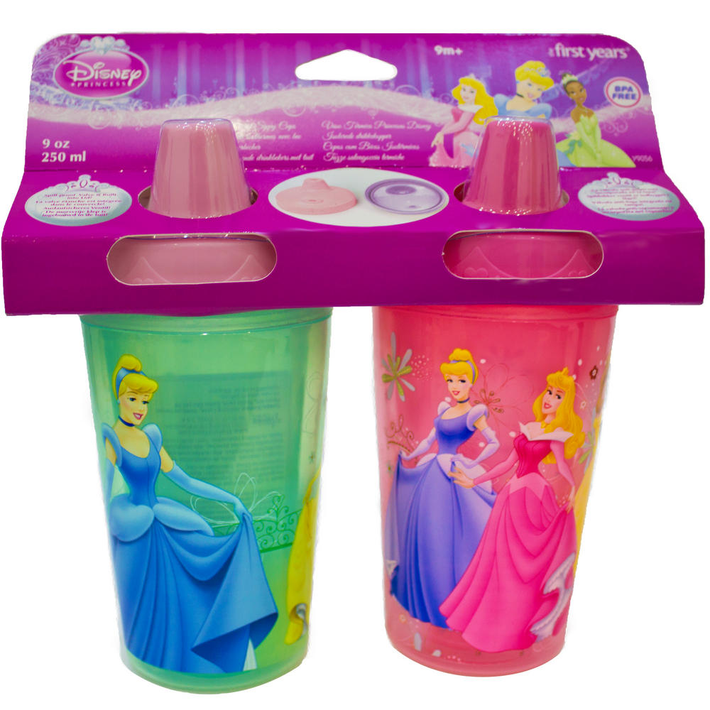 First years disney princess training young toddler girl for Perfect drink pro scale