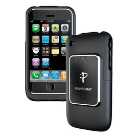 Portable Powermat Wireless Phone Charging Iphone 3G Battery Receiver Preview