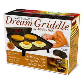 Novelty Wake And Bake Dream Griddle Fun Birthday Christmas Gift Box Preview