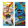 View Item Grafix Kids Drawing Art Set Deluxe Childrens Activity Stationery Colouring 96pcs