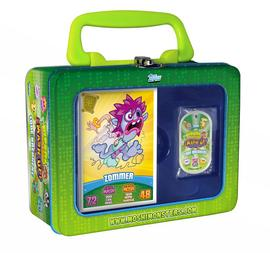 Trading Card Moshi Monsters Tin Series 3 Game Starter Pack Code Breakers Set Preview