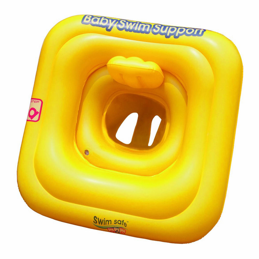 Baby Swim Seat Bestway Safety Float Ring Inflatable Pool Toddler ...