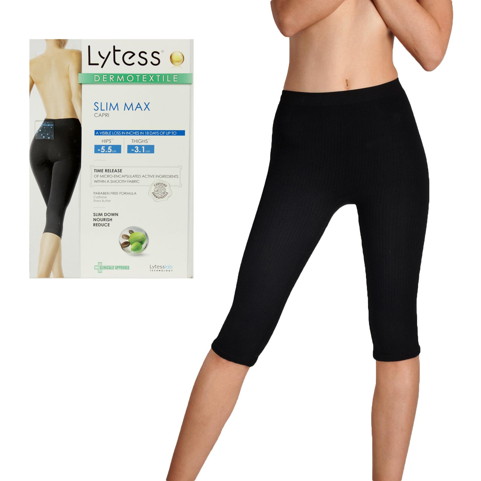 d68a32d78e Body Shaper Lytess Slim Max Waist Slimming Thigh Underwear Capri ...