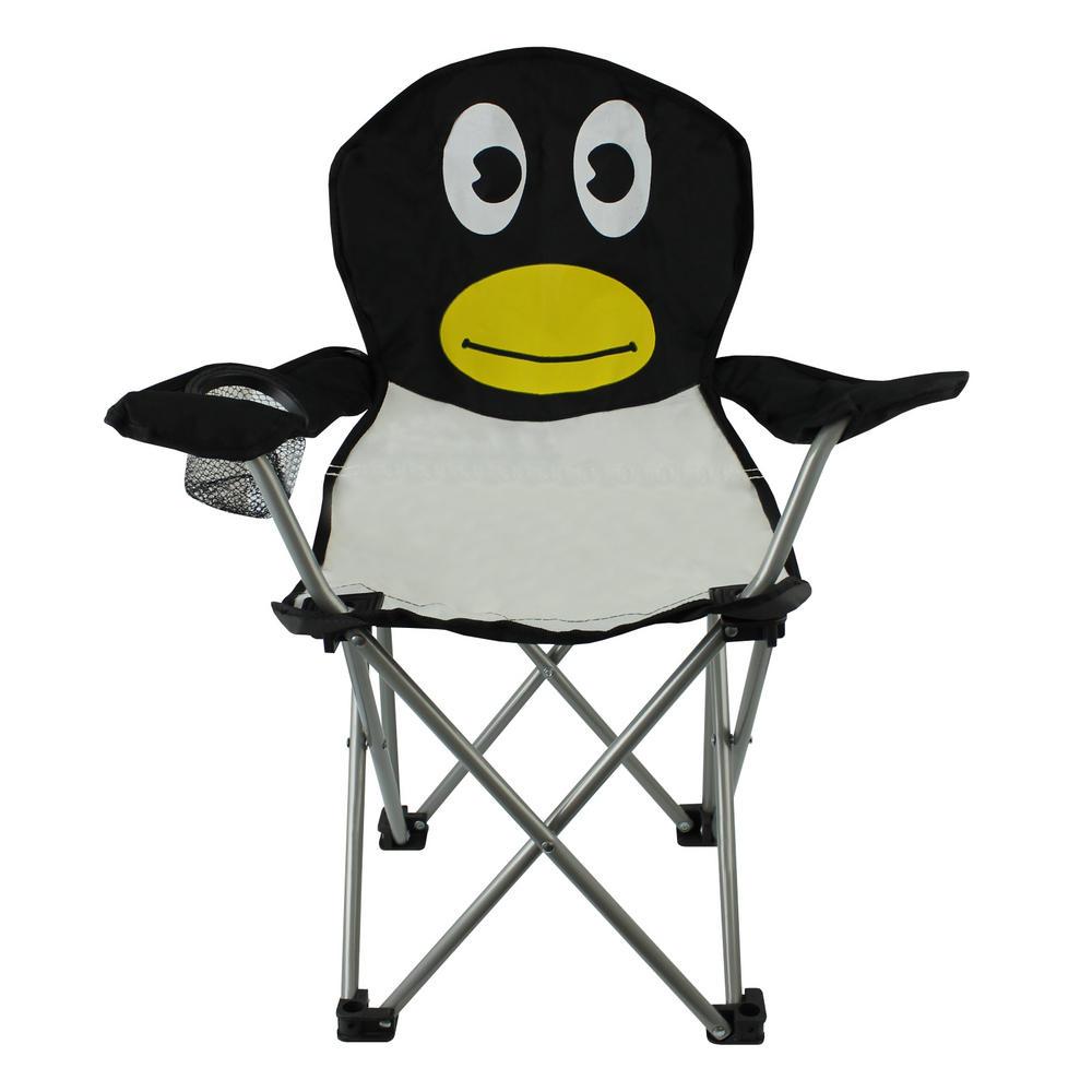 Kids Chair Camping Folding Garden Animal Beach Childrens