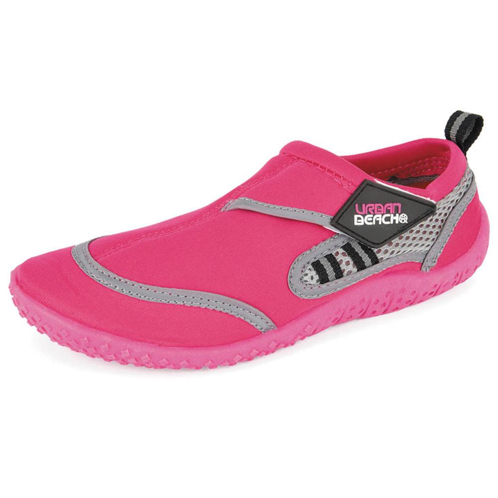 Urban Beach Girls Pink Berry Waterproof Swimming Pool Aqua Shoes Kids Kids 39 Clothes Shoes