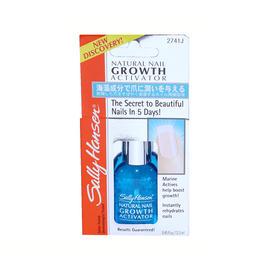 Sally Hansen Natural Nail Growth Activator 13ml Women Marine Extract Nail  Polish 13ml | Urban Trading