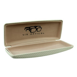 Boyz Toys Spectacle Reading Rectangular Hard White Glasses Case Preview