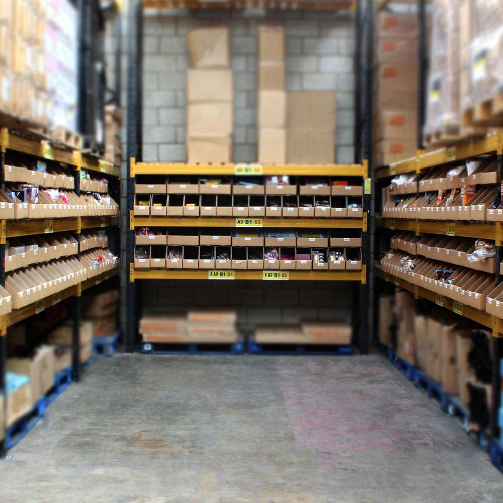 Storage Bins Wide Heavy Duty Picking Cardboard Pick Shelf Rack Warehouse  Garage Parts Bin Other Industrial Supply | Urban Trading