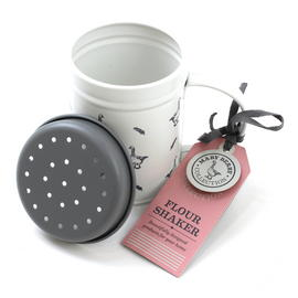 Flour Shaker Cake Baking Sugar Sifter Mary Berry Chocolate Kitchen Sprinkler Preview
