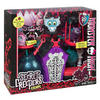 View Item Monster High Toy Set Secret Creepers Crypt Mattel Kids Play Child Girls Fun