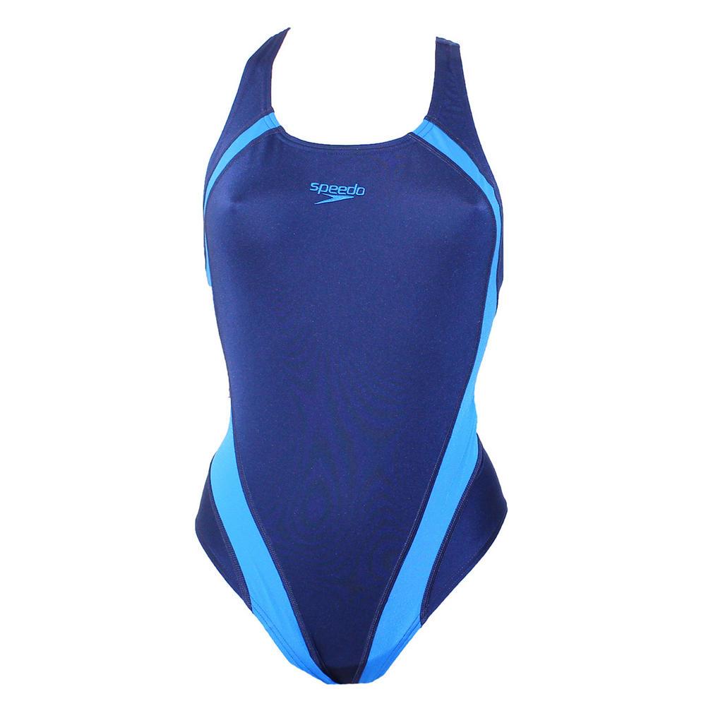 Speedo Swimsuit Endurance Ladies Swimming Costume Womens Swimwear 34