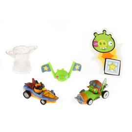 Angry Birds Telepods Official Go Kart Multi Pack Figures Car Set Tablet Game Preview