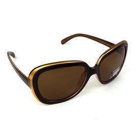 d88d85af42 Ladies Sunglasses Polaroid Polarized Lens UV400 CAT 3 Fashion Designer  8207C Sunglasses - Brown