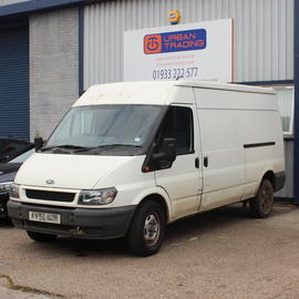 4644f8a591 Ford Transit Van 2005 Reg Diesel 3 Seater High Roof Taxed MOTed Paperwork