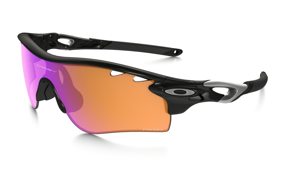 9be143a41eb Sentinel Oakley RadarLock Path PRIZM Trail Polished Black - Prizm Rail