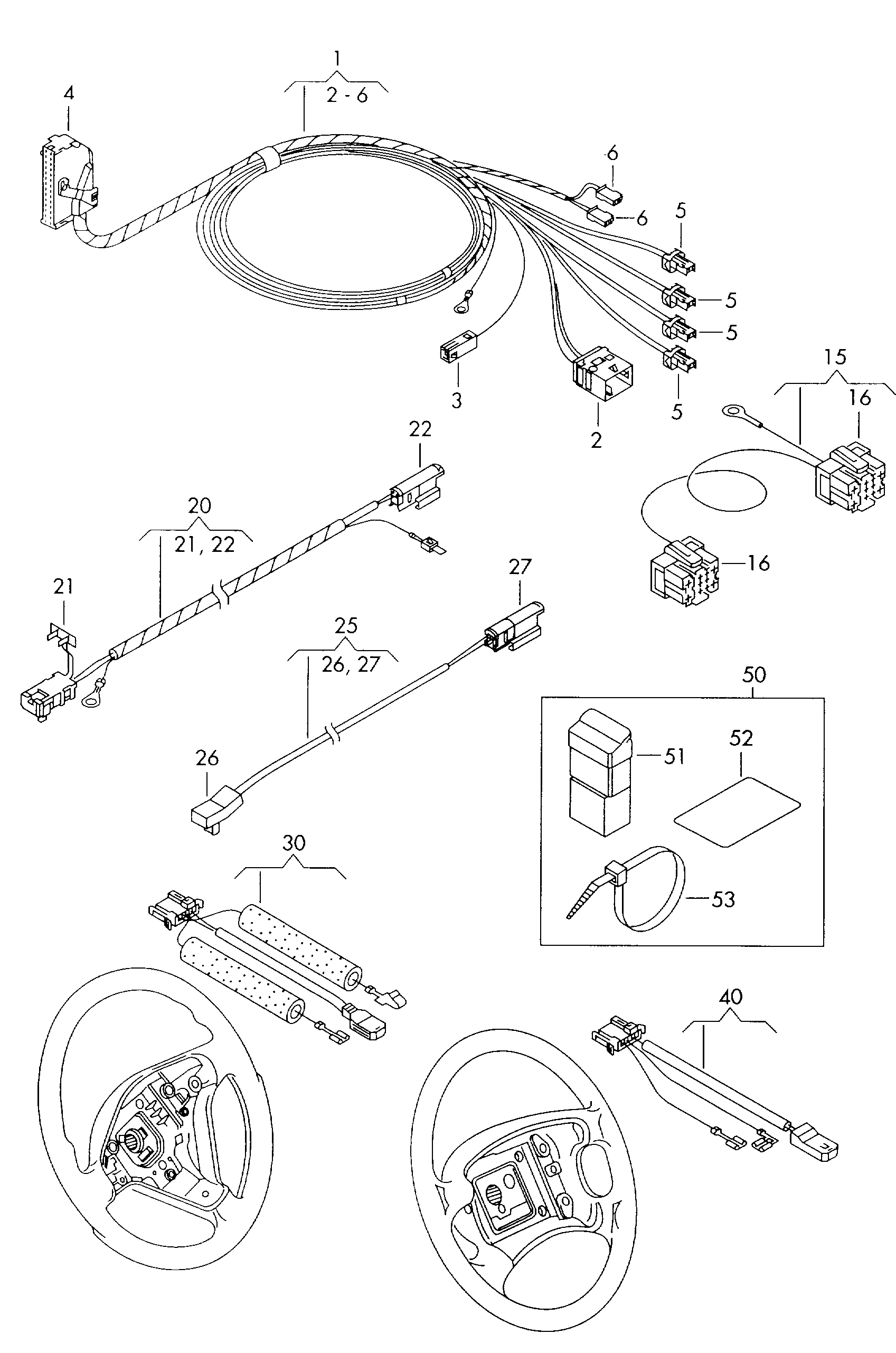 Vw Fuel Injector Wiring Diagram Gti Radio Discover Wire Your Golf Airbag