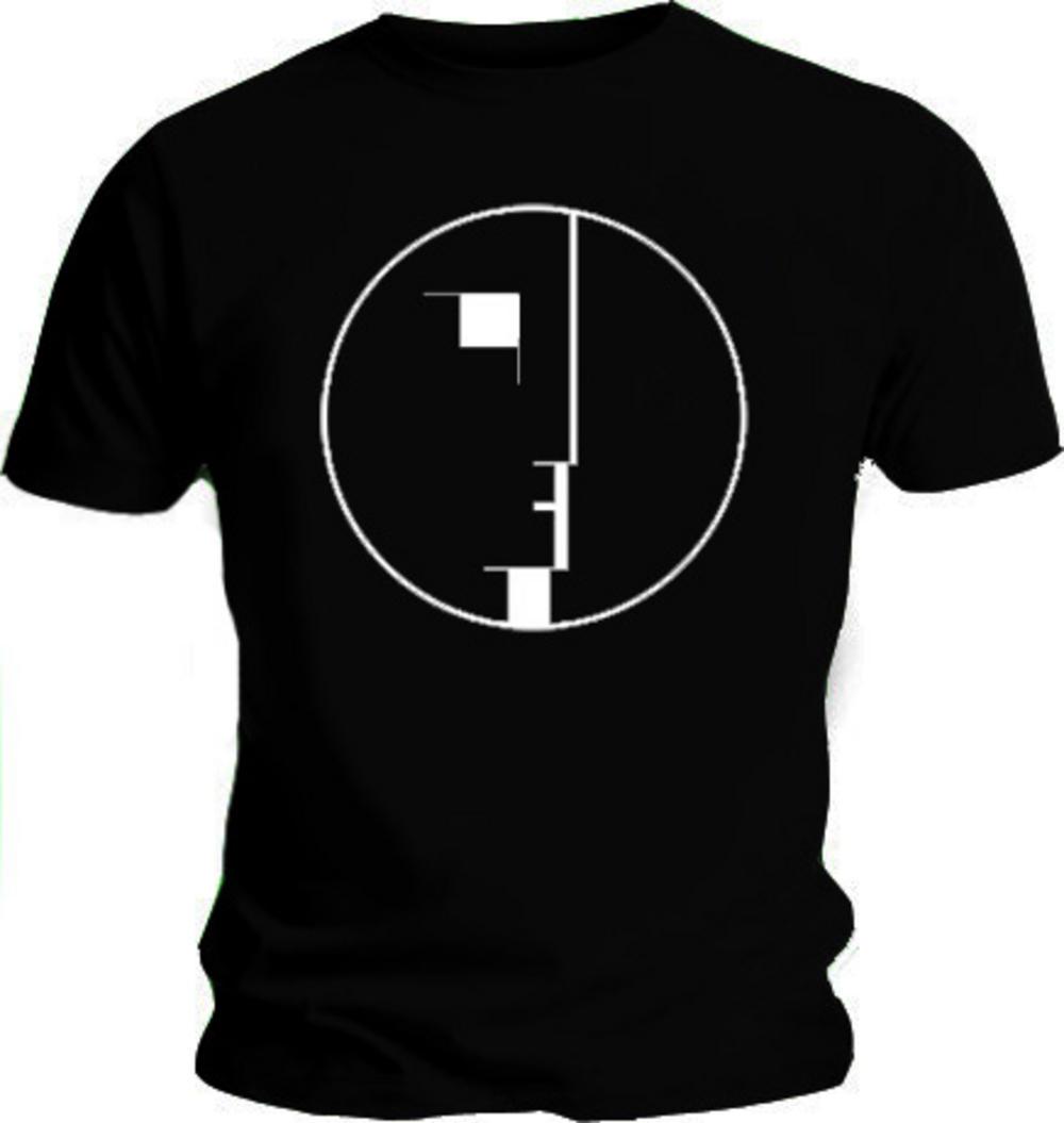 official t shirt bauhaus bela lugosi 39 s dead white logo all sizes. Black Bedroom Furniture Sets. Home Design Ideas