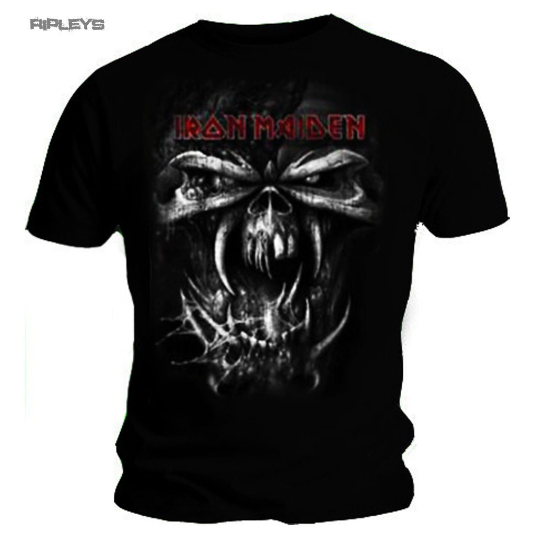 Official Ladies T Shirt Iron Maiden Metal /'Final Frontier/' Eddie All Sizes