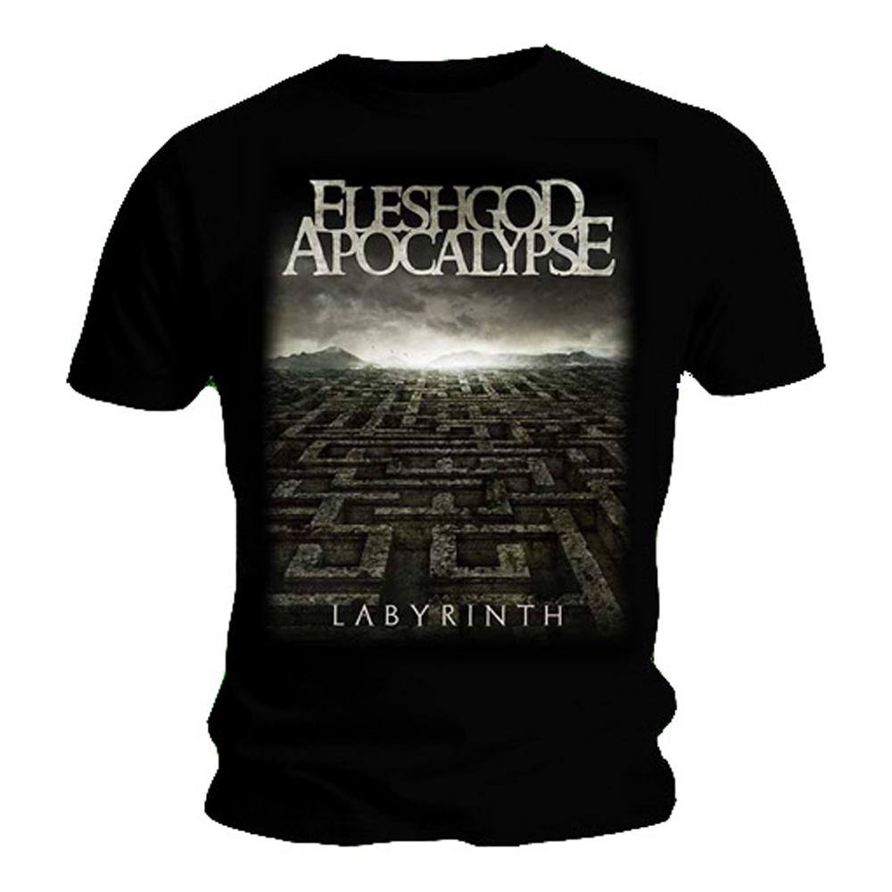 Official-T-Shirt-Fleshgod-Apocolypse-LABYRINTH-Death-Metal-All-Sizes thumbnail 3