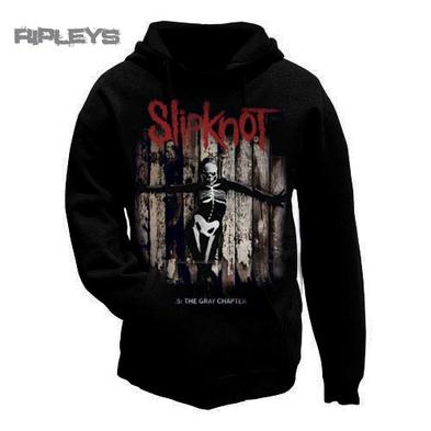 Official SLIPKNOT Hoody Hoodie .5 The Gray Chapter Album All Sizes
