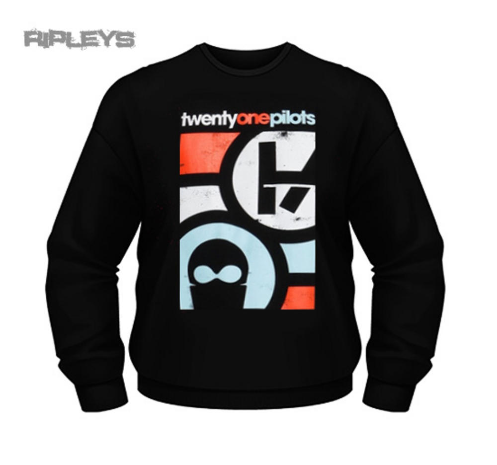 Official twenty one pilots sweater jumper symbolic logo all sizes biocorpaavc Choice Image