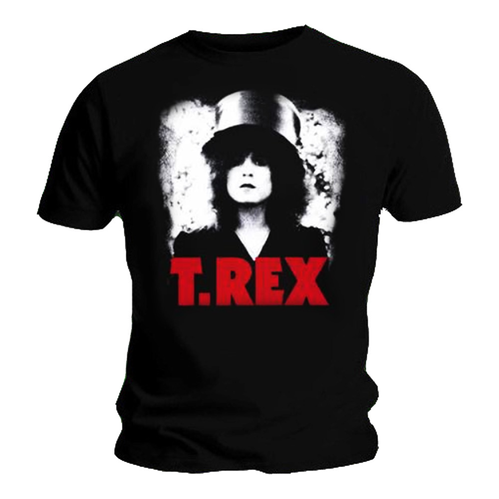 Official-T-Shirt-T-REX-Marc-Bolan-The-SLIDER-Album-Cover-All-Sizes thumbnail 7