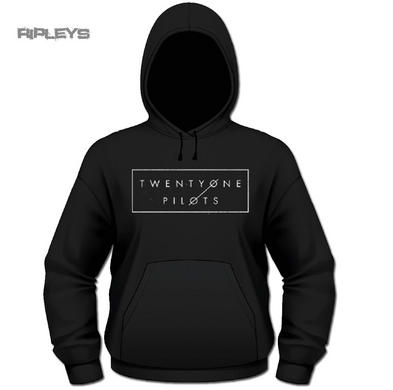 Official 21 Twenty one Pilots Hoody Hoodie THIN LINE Box All Sizes
