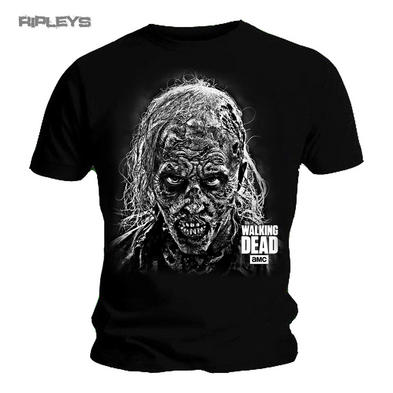 Official T Shirt THE WALKING DEAD Zombie   Hideous Walker All Sizes