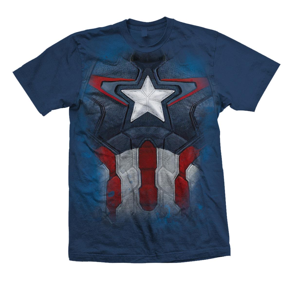 Abbigliamento E Accessori 2019 Fashion T-shirt Maglia Iron Man Marvel Avengers Originale Tutte Le Taglie Disponibili