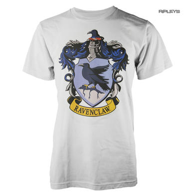 Official T Shirt Harry Potter Hogwarts   RAVENCLAW Crest House All Sizes