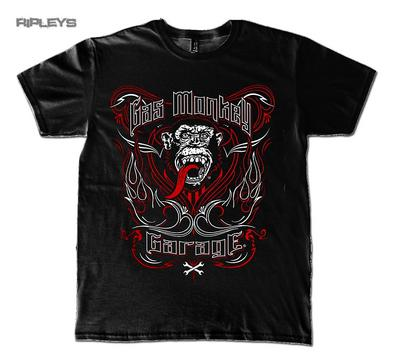 Official T Shirt Gas Monkey Garage  GMG Tattoo Keyline All Sizes