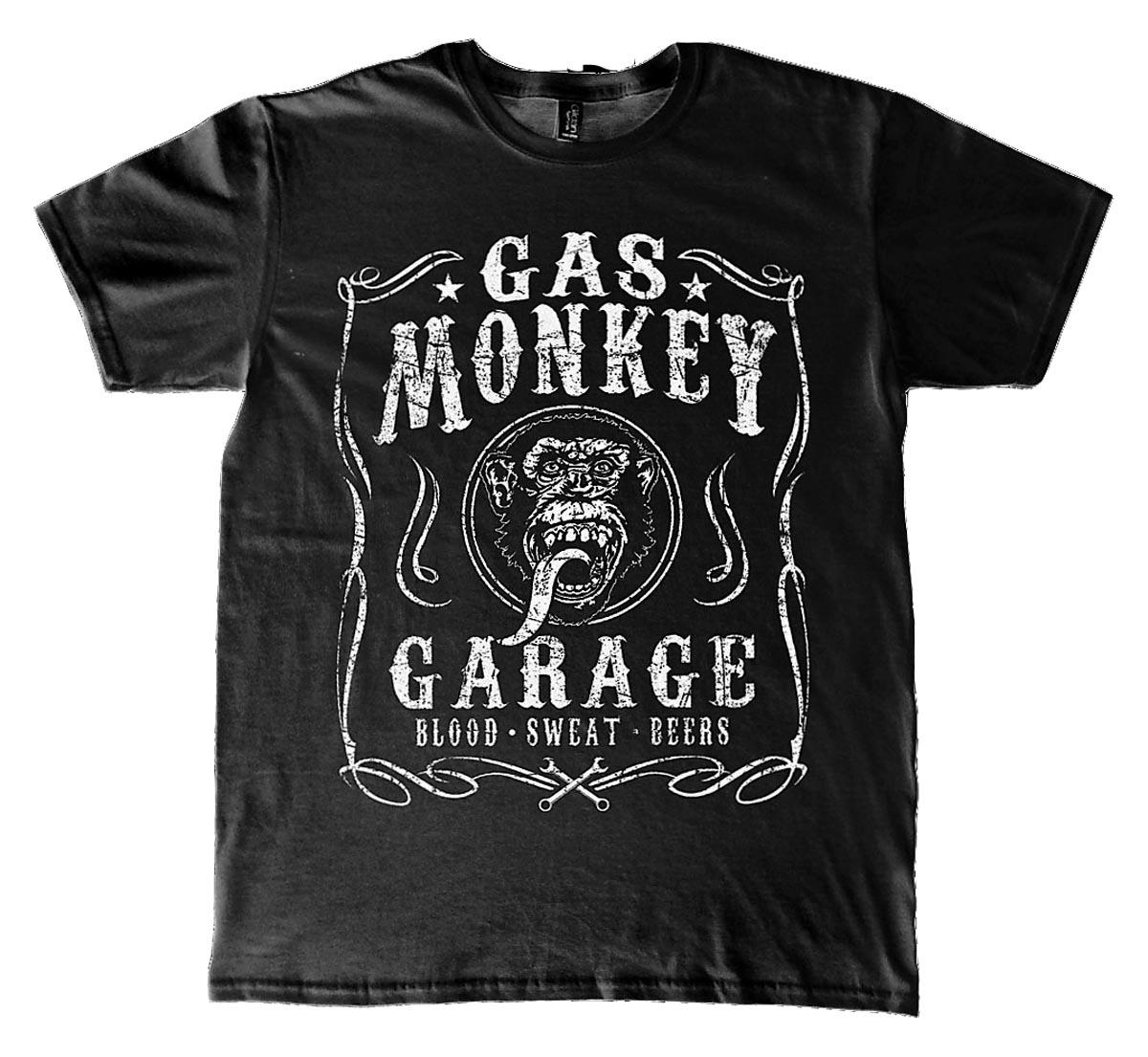 Gas Monkey Garage Logo T Shirt Images