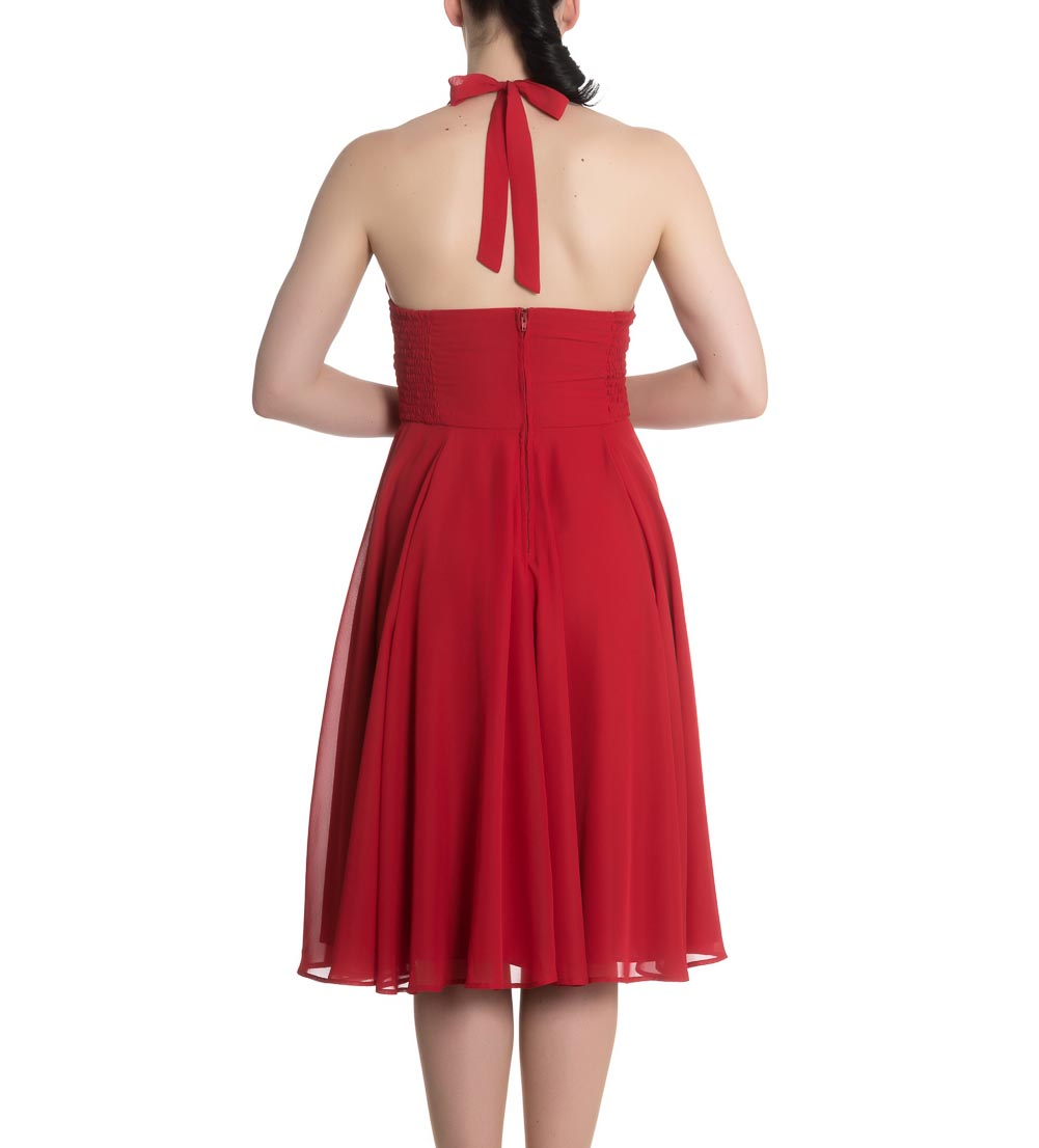 50s – the Cocktail Party Dresses with Level