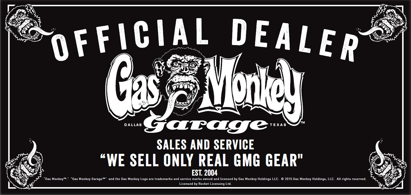 Gas Monkey Garage Clothing Uk