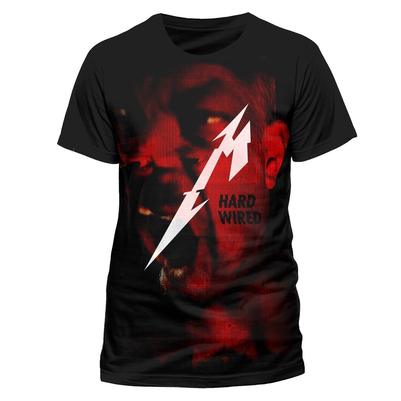 Official-T-Shirt-METALLICA-Hardwired-To-Self-Destruct-JUMBO-Cover-All-Sizes thumbnail 3