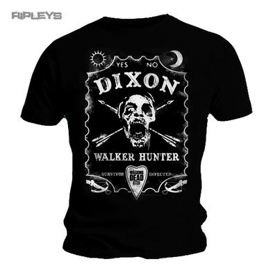 Official T Shirt Zombie The Walking Dead OUIJA Board Daryl Dixon All Sizes