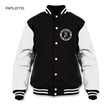 Official GMG Gas Monkey Garage Black Varsity Jacket BLOOD Sweat Beers All Sizes