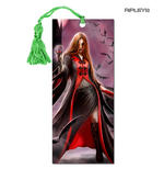 ANNE STOKES 3D Bookmark Gothic Fantasy Angel Vampire Bats 'Blood Moon' #9 Thumbnail 1
