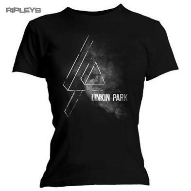 Official Skinny T Shirt LINKIN PARK One More Light SMOKE Black All Sizes