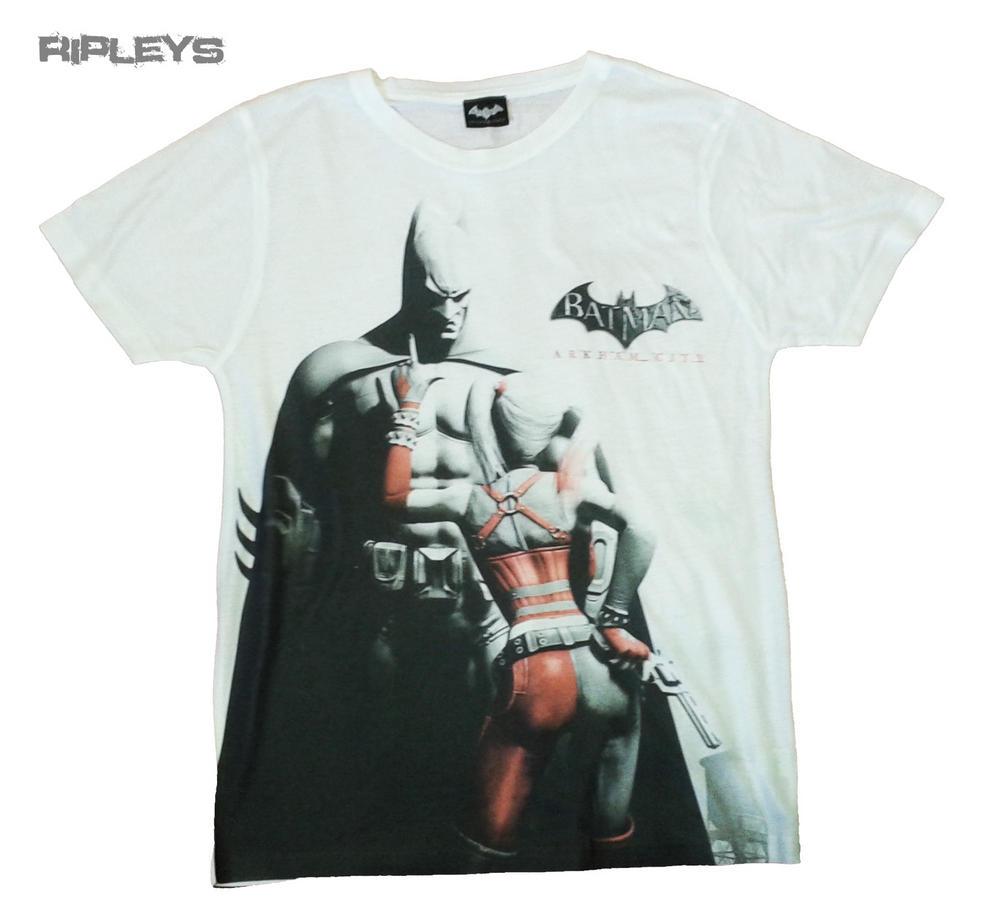 8a97ccc2b Official T Shirt DC Suicide Squad HARLEY QUINN Batman Sublimation All Sizes