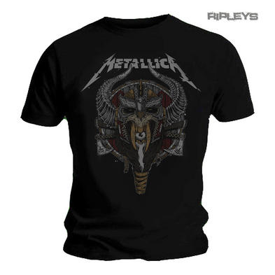 Official T Shirt METALLICA Hardwired Self Destruct VIKING Skull All Sizes