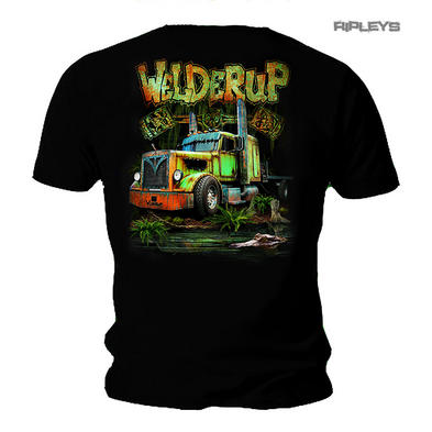Official WELDERUP Garage Custom Hot Rod T Shirt Car 'Swamp Ass' Rat Rod