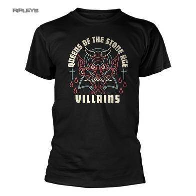 Official T Shirt QUEENS OF THE STONE AGE  'Villains' Album All Sizes