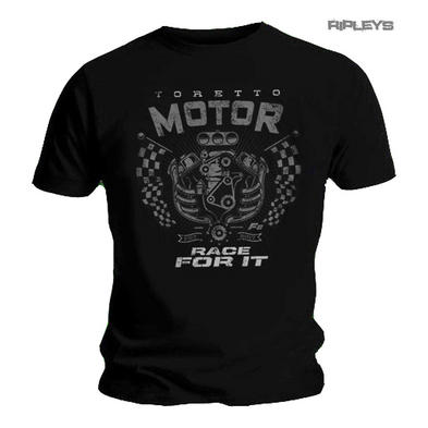 Official T Shirt FAST & FURIOUS F8 Toretto Motor 'Race For It' All Sizes