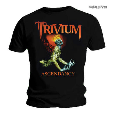 Official T Shirt TRIVIUM Metal 'Ascendancy' Album Cover All Sizes
