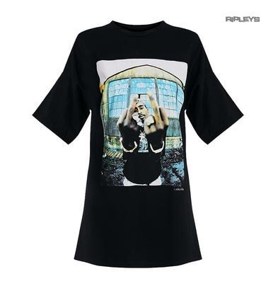 c23187b6b81 Official Ladies T Shirt Oversized DRESS 2Pac TuPac Rap  Portrait  All Sizes