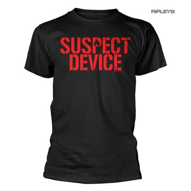 Official T Shirt  Punk Stiff Little Fingers   SUSPECT Device Black All Sizes