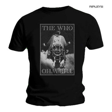 Official T Shirt THE WHO Quadrophenia 'Classic' Black & White All Sizes