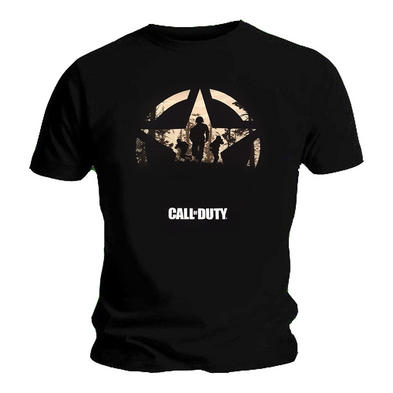 Official Unisex T Shirt Call of Duty WWII Infinate Warfare 'Woods Soliders'