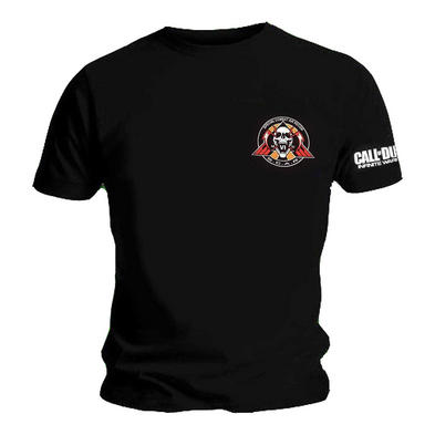 Official Unisex T Shirt Call of Duty WWII Infinate Warfare 'S.C.A.R' Logo